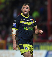 Picture by Anna Gowthorpe/SWpix.com - 02/02/2018 - Rugby League - Betfred Super League - Hull KR v Wakefield Trinity - KC Lightstream Stadium, Hull, England - Wakefield Trinity's Anthony England