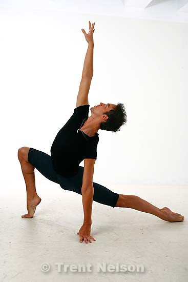Salt Lake City - Garrett Smith, a teenager, is now dancing with the Houston Ballet. He's been on a rapid trajectory toward success in the dance world.; 8.15.2007