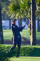 Emiliano Grillo (ARG) watches his tee shot on 2 during round 1 of the Honda Classic, PGA National, Palm Beach Gardens, West Palm Beach, Florida, USA. 2/23/2017.<br /> Picture: Golffile | Ken Murray<br /> <br /> <br /> All photo usage must carry mandatory copyright credit (&copy; Golffile | Ken Murray)