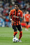 Shakhtar Donetsk´s Fred during Champions League soccer match between Real Madrid and Shakhtar Donetsk at Santiago Bernabeu stadium in Madrid, Spain. Spetember 15, 2015. (ALTERPHOTOS/Victor Blanco)
