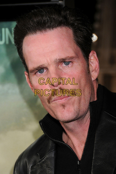 "KEVIN DILLON.""Cloverfield"" Los Angeles Premiere at Paramount Studios, Hollywood, California, USA..January 16th, 2008.headshot portrait moustache mustache facial hair .CAP/ADM/BP.©Byron Purvis/AdMedia/Capital Pictures."