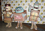 Boxtrolls at the Boxtrolls Panel at Comic-Con 2014  held at The Hilton Bayfront Hotel in San Diego, Ca. July 26, 2014.