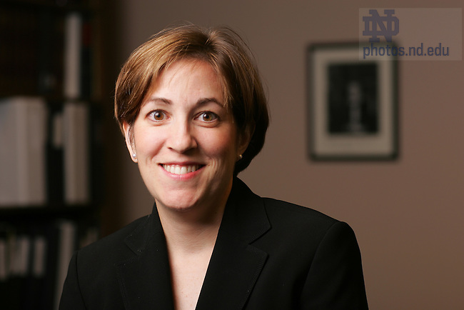 Law School Professor Patricia Bellia