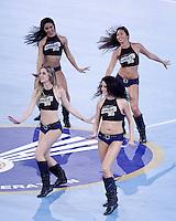 23rd Men's Handball World Championship cheerleaders.January 14,2013. (ALTERPHOTOS/Acero) /NortePhoto