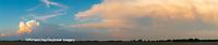 63893-03215 Storm Cloud at sunset Marion Co. IL
