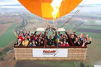 20150828 August 28 Hot Air Balloon Gold Coast