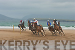 Runners and Riders in action at the Beal Ban Horse Racing in Ballyferriter on Sunday.   Copyright Kerry's Eye 2008