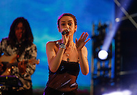 KStewart performs during The New Look Wireless Music Festival at Finsbury Park, London, England on Saturday 04 July 2015. Photo by Andy Rowland.