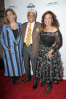 LOS ANGELES - NOV 1:  Guest, Berry Gordy, Debbie Allen at the Debbie Allen Dance Academy Fall Soiree at the Wallis Annenberg Center for the Performing Arts on November 1, 2018 in Beverly Hills, CA
