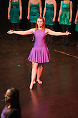 "Choreographer, Hannah Greenslade, dancing.  Special Olympics Surrey put on a show,   ""Beyond the Stars"", at the Rose Theatre, Kingston upon Thames to raise money for the  SOGB team.  The Special Olympics are for athletes with learning disabilities."