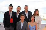 50 Festival Internacional de Cinema Fantastic de Catalunya-Sitges 2017.<br /> Black Hollow Cage team.