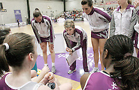 Loughborough Lightning v Team Bath - 5th March 2007