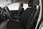 Front seat view of 2018 Dodge Grand-Caravan SE 5 Door Minivan Front Seat  car photos