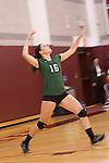 Chapin '11 - Varsity Volleyball - Brearley - 10-5-11