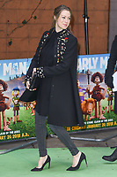 Hannah Bagshawe at the &quot;Early Man&quot; world premiere at the IMAX, South Bank, London, UK. <br /> 14 January  2018<br /> Picture: Steve Vas/Featureflash/SilverHub 0208 004 5359 sales@silverhubmedia.com
