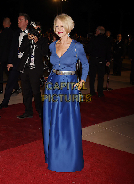 PALM SPRINGS, CA - JANUARY 02: Actress Helen Mirren attends the 27th Annual Palm Springs International Film Festival Awards Gala at Palm Springs Convention Center on January 2, 2016 in Palm Springs, California.<br /> CAP/ROT/TM<br /> &copy;TM/ROT/Capital Pictures