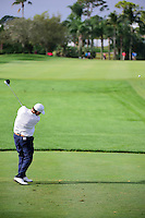 Chad Campbell (USA) tees off on 10 during round 2 of the Honda Classic, PGA National, Palm Beach Gardens, West Palm Beach, Florida, USA. 2/24/2017.<br /> Picture: Golffile | Ken Murray<br /> <br /> <br /> All photo usage must carry mandatory copyright credit (&copy; Golffile | Ken Murray)
