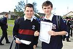 Robbie Gafney and Cillian Rice