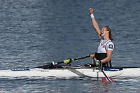 Sarasota. Florida USA. Gold Medalist. NOR PR W1X.  Birgit SKARSTEIN, Sunday Final's Day at the  2017 World Rowing Championships, Nathan Benderson Park<br /> <br /> Sunday  01.10.17   <br /> <br /> [Mandatory Credit. Peter SPURRIER/Intersport Images].<br /> <br /> <br /> NIKON CORPORATION -  NIKON D500  lens  VR 500mm f/4G IF-ED mm. 200 ISO 1/1250/sec. f 7.1