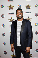 LOS ANGELES - FEB 29:  Jocko Sims at the Beverly Hills Dog Show Presented by Purina at the LA County Fairplex on February 29, 2020 in Pomona, CA