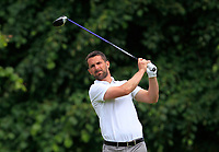 James Jankowski (IGC London) on the 8th tee during Round 1 of the Titleist &amp; Footjoy PGA Professional Championship at Luttrellstown Castle Golf &amp; Country Club on Tuesday 13th June 2017.<br /> Photo: Golffile / Thos Caffrey.<br /> <br /> All photo usage must carry mandatory copyright credit     (&copy; Golffile | Thos Caffrey)