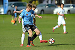 NELSON, NEW ZEALAND June 22: Div 2 Football, Sprig & Fern Tahuna v F C Nelson NMIT, Tahunanui, Nelson, June 22, 2019, (Photos by Barry Whitnall/Shuttersport Limited)