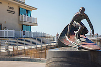 Manhattan Beach, Hermosa Beach & El Segundo Stock Photos