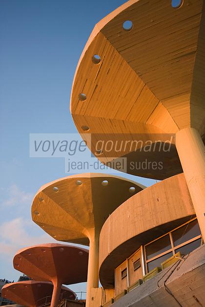 Asie/Israel/Tel-Aviv-Jaffa: Architecture du Front de mer