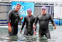 Swimming New Zealand Open Water Championships, 5km Epic, Lake Taupo, Waikato, New Zealand, Sunday 14 January 2018. Photo: Simon Watts/www.bwmedia.co.nz