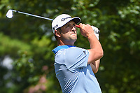 Jon Rahm (ESP) watches his tee shot on 11 during round 2 of the WGC FedEx St. Jude Invitational, TPC Southwind, Memphis, Tennessee, USA. 7/26/2019.<br /> Picture Ken Murray / Golffile.ie<br /> <br /> All photo usage must carry mandatory copyright credit (© Golffile | Ken Murray)