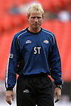 1 May 2004: Rapids assistant coach Steve Trittschuh. The Kansas City Wizards defeated the Colorado Rapids at Arrowhead Stadium in Kansas City, MO in a regular season Major League Soccer game..
