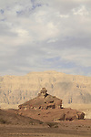 Arava, Spiral Hill in Timna Valley