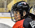 06.01.2020, BLZ Arena, Füssen / Fuessen, GER, IIHF Ice Hockey U18 Women's World Championship DIV I Group A, <br /> Japan (JPN) vs Daenemark (DEN), <br /> im Bild Azuki Ushio (JPN, #24)<br />  <br /> Foto © nordphoto / Hafner
