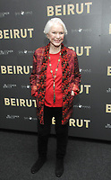 NEW YORK, NY - APRIL 10: Ellen Burstyn  attends the 'Beirut' New York Screening at The Robin Williams  Center on April 10, 2018 in New York City. <br /> CAP/MPI/JP<br /> &copy;JP/MPI/Capital Pictures