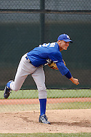 Keaton Hayenga -  Kansas City Royals - 2009 extended spring training.Photo by:  Bill Mitchell/Four Seam Images
