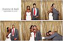 jeanine + rafi wedding @ brix restaurant, napa