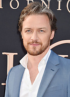 "HOLLYWOOD, CA - JUNE 04: James McAvoy arrives at the Premiere Of 20th Century Fox's ""Dark Phoenix"" at TCL Chinese Theatre on June 04, 2019 in Hollywood, California.<br /> CAP/ROT/TM<br /> ©TM/ROT/Capital Pictures"
