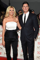 Tess Daly and Vernon Kay<br /> at the National TV Awards 2017 held at the O2 Arena, Greenwich, London.<br /> <br /> <br /> &copy;Ash Knotek  D3221  25/01/2017