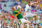 Colm Cooper, scores Kerry's Fifth goal in the All Ireland Quarter Final at Croke Park on Sunday.