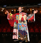 Ryan Worsing during the Actors' Equity Opening Night Legacy Robe  honoring Ryan Worsing for 'The Cher Show' at The Neil Simon Theatre on December 3, 2018 in New York City.