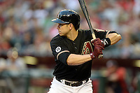 Arizona Diamondbacks catcher Miguel Montero (26) during a game against the Washington Nationals at Chase Field on September 28, 2013 in Phoenix, Arizona.  Washington defeated Arizona 2-0.  (Mike Janes/Four Seam Images)