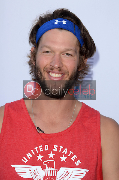 Clayton Kershaw<br /> at Clayton Kershaw's Ping Pong 4 Purpose Celebrity Tournament to Benefit Kershaw's Challenge, Dodger Stadium, Los Angeles, CA 08-11-16<br /> David Edwards/DailyCeleb.com 818-249-4998