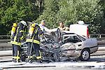 Autobahn A2, Unfall durch Geisterfahrer