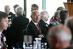 Dr John Mathews honours tie, 25 Septembert 2019. Photo: Simon Watts/www.bwmedia.co.nz