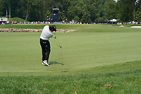 Pat Perez (USA) plays the 2nd hole during the final round of the 100th PGA Championship at Bellerive Country Club, St. Louis, Missouri, USA. 8/12/2018.<br /> Picture: Golffile.ie   Brian Spurlock<br /> <br /> All photo usage must carry mandatory copyright credit (© Golffile   Brian Spurlock)