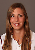 STANFORD, CA - SEPTEMBER 10:  Caitlin Reynolds of the Stanford Cardinal during women's swimming picture day on September 10, 2009 in Stanford, California.