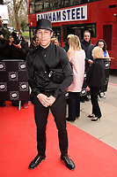 Joey Essex arriving for TRIC Awards 2018 at the Grosvenor House Hotel, London, UK. <br /> 13 March  2018<br /> Picture: Steve Vas/Featureflash/SilverHub 0208 004 5359 sales@silverhubmedia.com