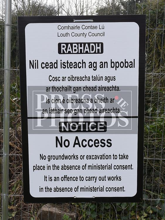 Buttergate. Photo:Colin Bell/pressphotos.ie