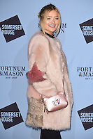LONDON, UK. November 16, 2016: Laura Whitmore at the launch of the Skate 2016 at Somerset House Ice Rink, London.<br /> Picture: Steve Vas/Featureflash/SilverHub 0208 004 5359/ 07711 972644 Editors@silverhubmedia.com