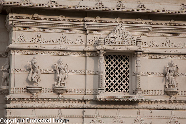 Shri Swaminarayan Mandir Hindu Temple, Neasden, London, UK